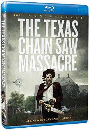 The Texas Chain Saw Massacre 40th Anniversary Edition Blu-ray - $7.88 @ Amazon.com