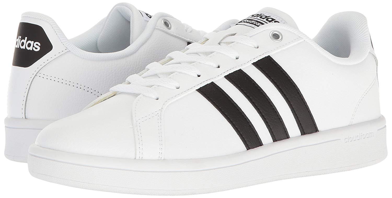 adidas Men's Cloudfoam Advantage Sneakers - $28.99 [Size 9 & 10.5] $28.99