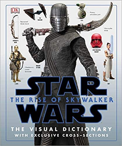 Star Wars The Rise of Skywalker The Visual Dictionary: Hardcover - $14.99 @ Amazon.com