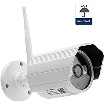 Security Camera, NexGadget Waterproof Wireless IP Camera $39.59 AC + FS (PRIME)