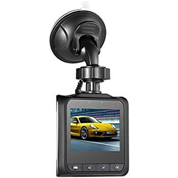 1080P Compact Dash Cam with SONY Sensor 170 Degree Wide Angle WDR G-sensor Motion Detection Loop Recording $39.19 AC FS w/ Amazon Prime