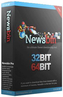 Newsbin Pro (Usenet reader) key for free ($20 value) - for Windows x32/x64