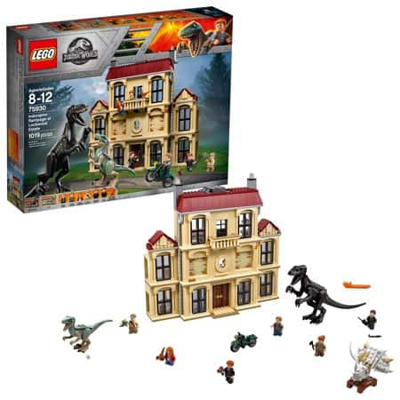 LEGO Jurassic World Indoraptor Rampage at Lockwood Estate 75930 - $90.99-  @Walmart