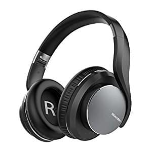 Bluetooth Over-Ear Headphones,ShareMe 5 Hi-Fi Stereo Headsets with Built-in Mic $17.99