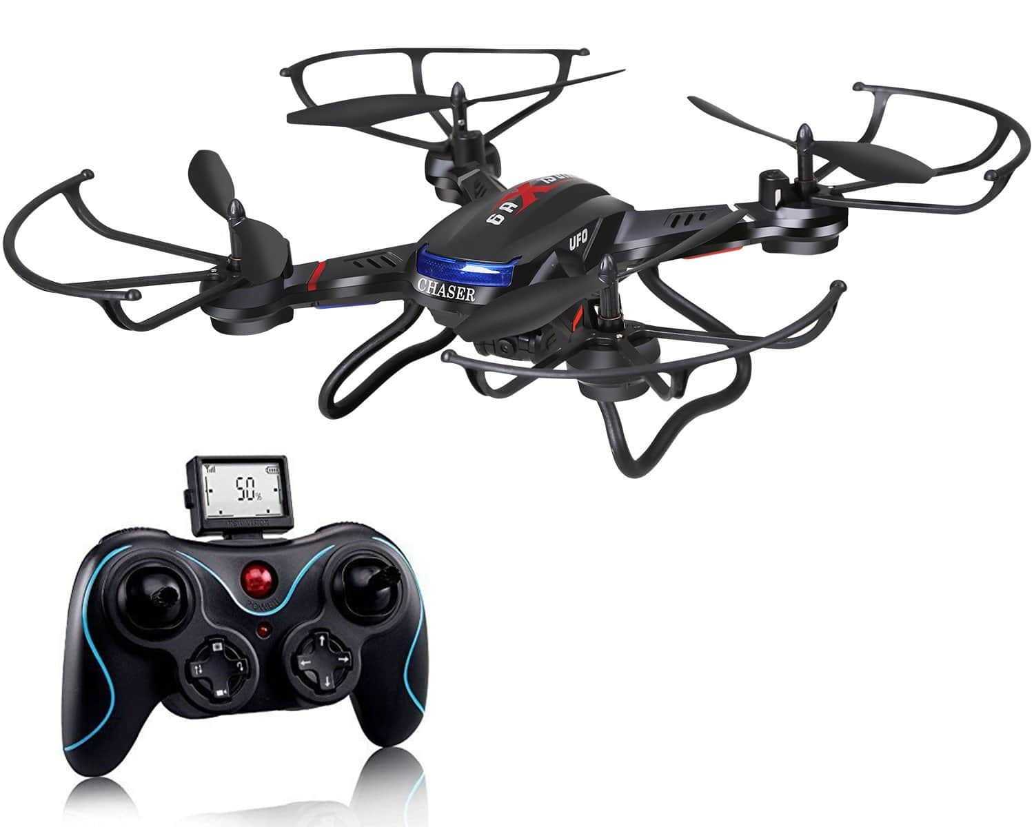 Holy Stone F181C drone with 720p camera. $49.99 after $20 coupon and Lightning Deal on Amazon. LIMITED TIME!!! only 1hour left