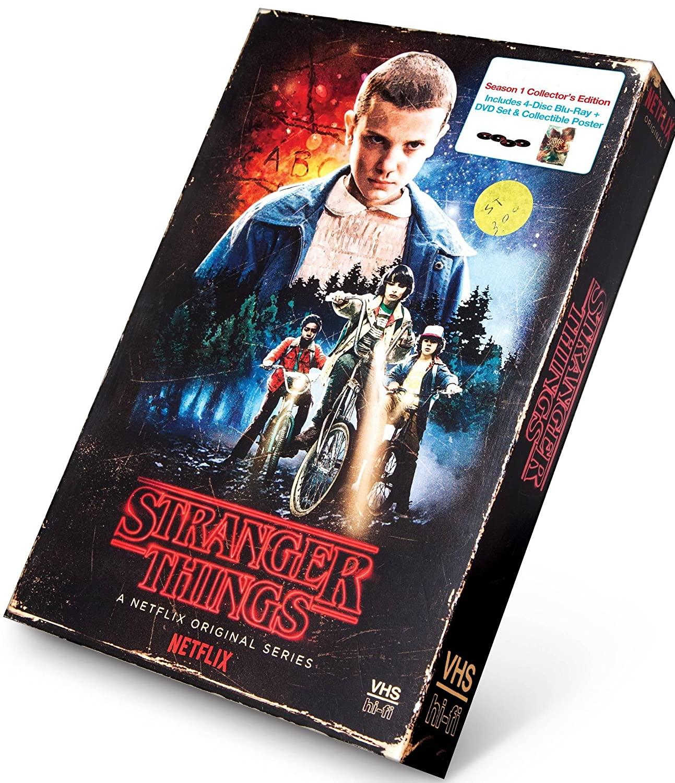 Stranger Things season 1 Blu ray set $2.50 YMMV