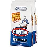 Walmart Deal: Kingsford Charcoal Briquets, Two 15-lb Bags - $8 at walmart - Pickup Only
