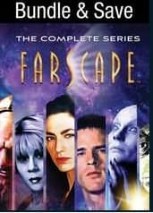 Vudu- Farscape Complete Series $29.99