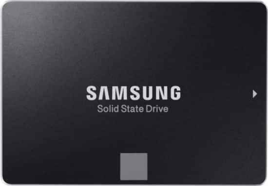 Best Buy Black Friday: Samsung - 860 EVO 1TB Internal SATA Solid State Drive For Laptops for $129.99