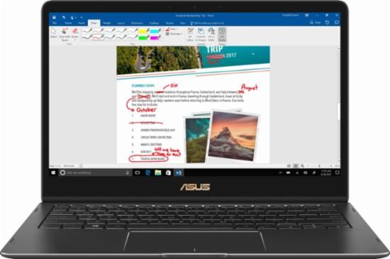 "Asus - 2-in-1 13.3"" Touch-Screen Laptop - Intel Core i7 - 16GB  - 512GB SSD $999.99 @ Bestbuy"
