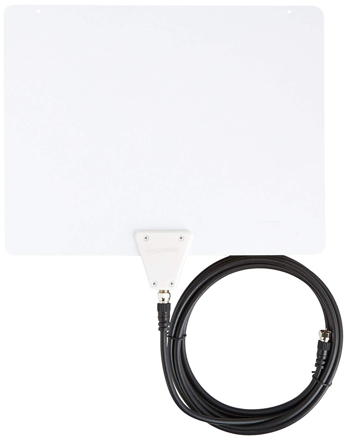 Amazon Warehouse - AmazonBasics Ultra Thin Indoor TV Antenna - 35 Mile Range - from $5.82