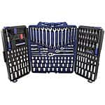 Kobalt Standard (SAE) and Metric Mechanic's Tool Set with Hard Case (200-Piece) $59.97 Free Shipping Hurry will go fast YMMV