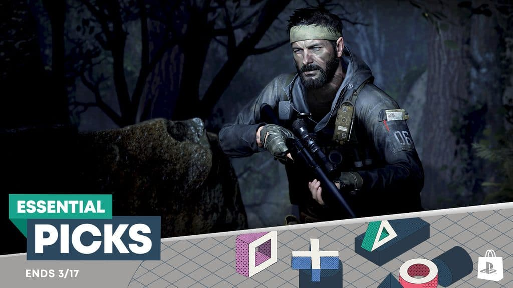 March 3rd Save up to 60% off Playstation Store - Call of Duty: Black Ops Cold War, NBA 2K21 and more