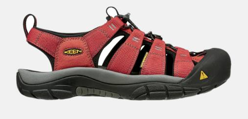 Men's KEEN Newport H2 Sandals 52.29 with free shipping
