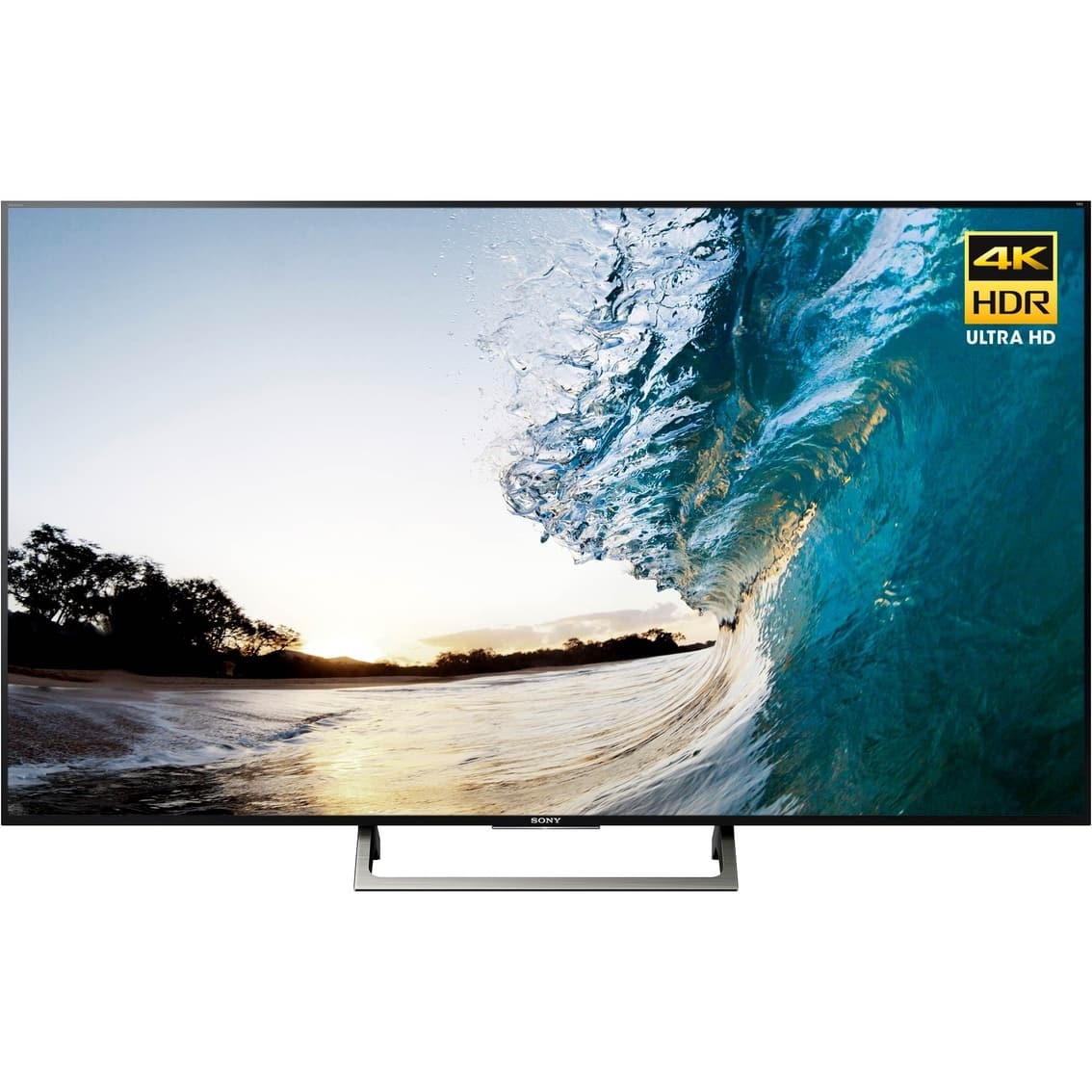 AAFES   SONY 75 in. 4K HDR LED 120Hz Smart TV XBR-75X850E  $1529.10
