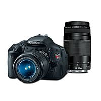 Canon Deal: Canon EOS T5i 18-135mm IS STM Lens Kit Refurbished $629 / T5i with the 18-55mm IS STM Lens $509
