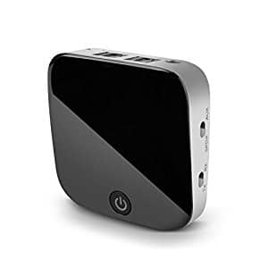Jelly Comb 2 in 1 Bluetooth 4.1 Transmitter and Receiver 3.5mm Wireless Audio Adapter for TV AptX Low Latency - $19.97 shipped with Prime