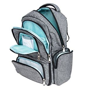 Cateep Multi-function Smart Organized Baby Diaper Bag Backpack $31.99 @Amazon FS with Prime