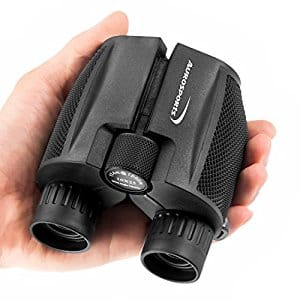 Aurosports 10x25 Folding High Powered Binoculars $21.83 AC Free Shipping with Prime
