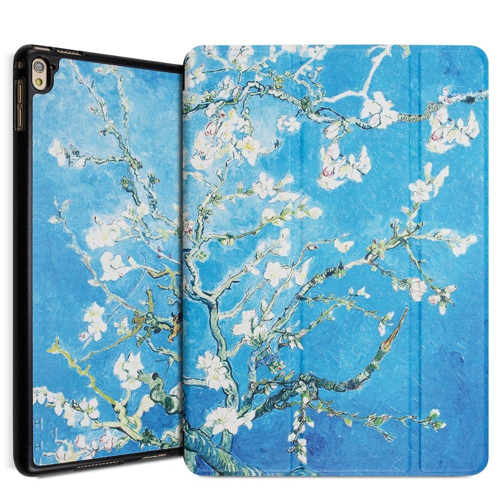 Leather Case For iPad pro 9.7/Tab S2 9.7/Tab E 9.6/Tab A 8.0 Various Colors From $4.99