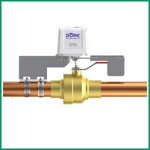 DOME Z-WAVE PLUS WATER MAIN SHUT-OFF VALVE CONTROLLER DMWV1 - $74.97 + Free Shipping