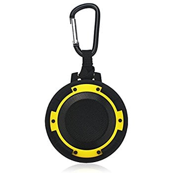 ZeroLemon IPX8 Waterproof Outdoor Bluetooth Speaker w/ Bicycle Bracket and Suction Cup $13.75 Amazon Prime Free Shipping