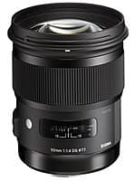 Amazon Deal: Sigma 50mm F1.4 ART - Canon version for $881 + Tax at Amazon.com