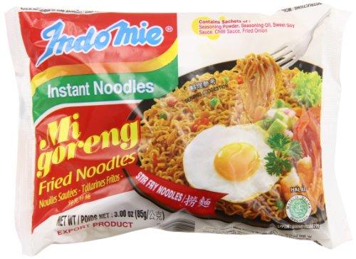Indomie Mi Goreng Instant Noodle (Pack of 30)$15.20