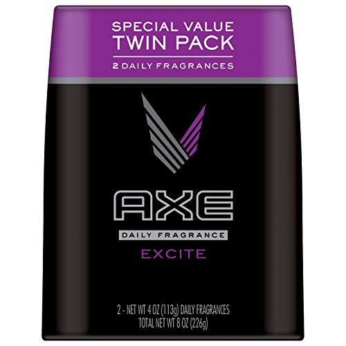 AXE Body Spray for Men, Excite 4 oz 2 Pack $4
