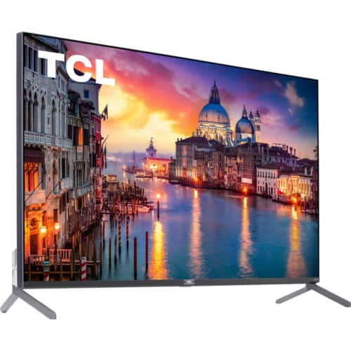 "TCL 55R625 55"" 6-Series 4K QLED UHD HDR Roku Smart TV (2019 Model) - $498 + Free Shipping"