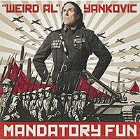 Amazon Deal: Weird Al Yankovic: Mandatory Fun (MP3 Album Download) $6