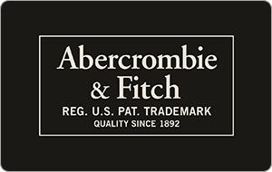 CardCash Flash Sale - Hollister and Abercrombie gift cards 40% off