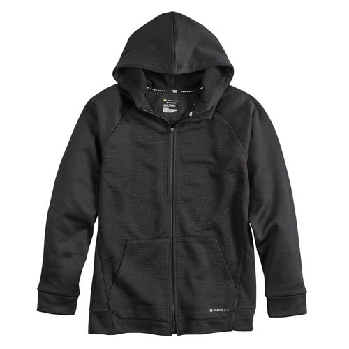Kohl's Cardholders Boys 8-20 Tek Gear® WarmTEK Full-Zip Hoodie as low as 3.88 $3.88
