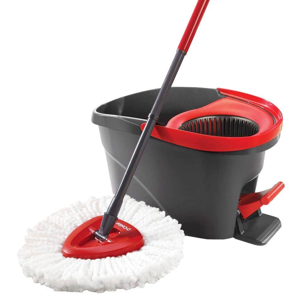 O Cedar Easy Wring Spin Mop 20 In Store Only
