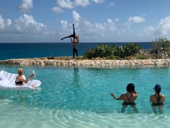[St Maarten Caribbean] Adults-Only Sonesta Ocean Point Resort All-Inclusive 3-Nights For 2 Pax $1099