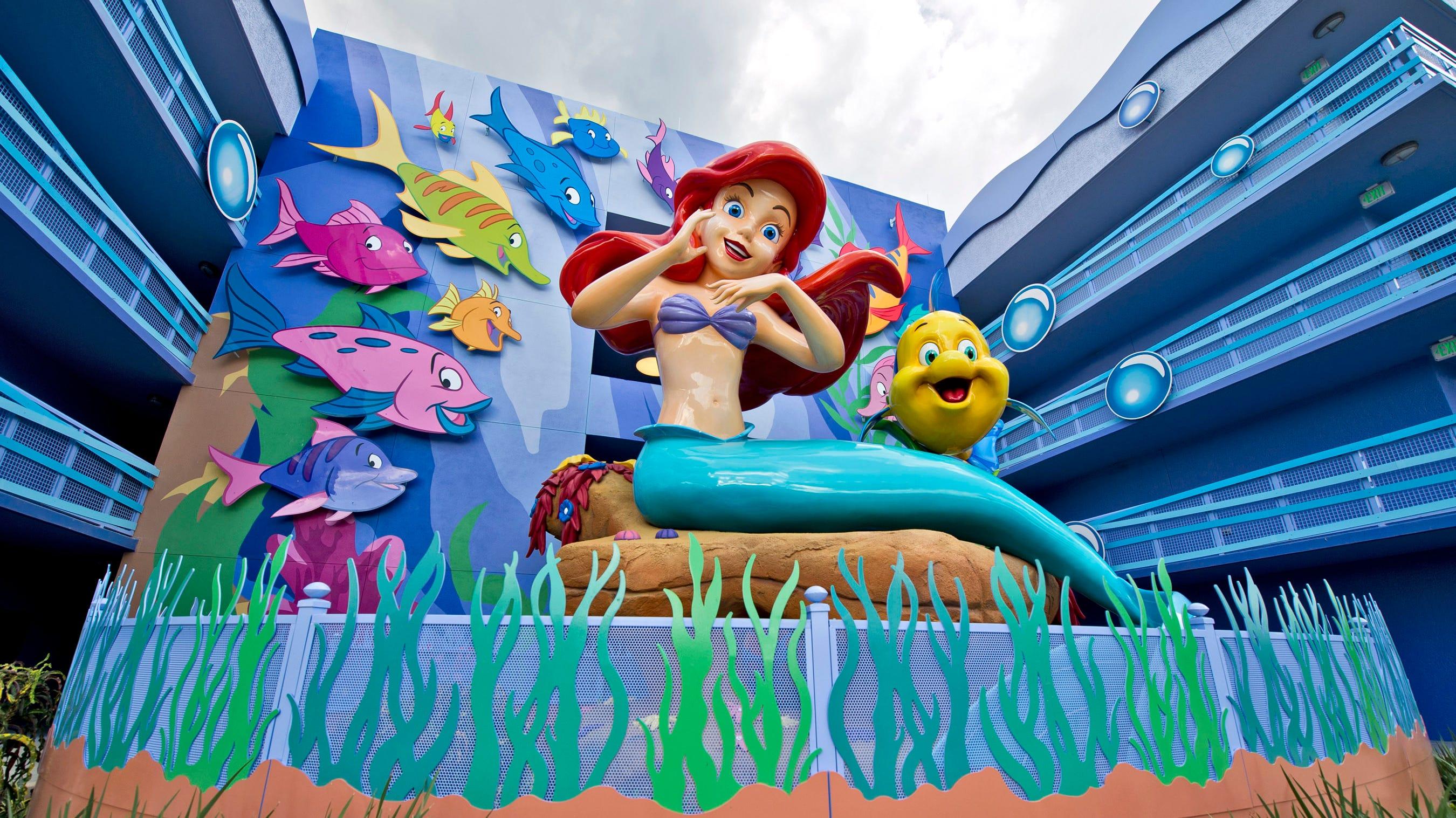 Walt Disney World Resort Properties - Up to 25% Off Summer Stays On Most Nights July 11-Sept 29, 2021