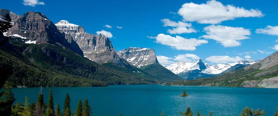 Los Angeles to Kalispell Montana (Glacier National Park) $157 RT Nonstop Airfares on American Airlines Main Cabin (Summer Travel June - September 2021)