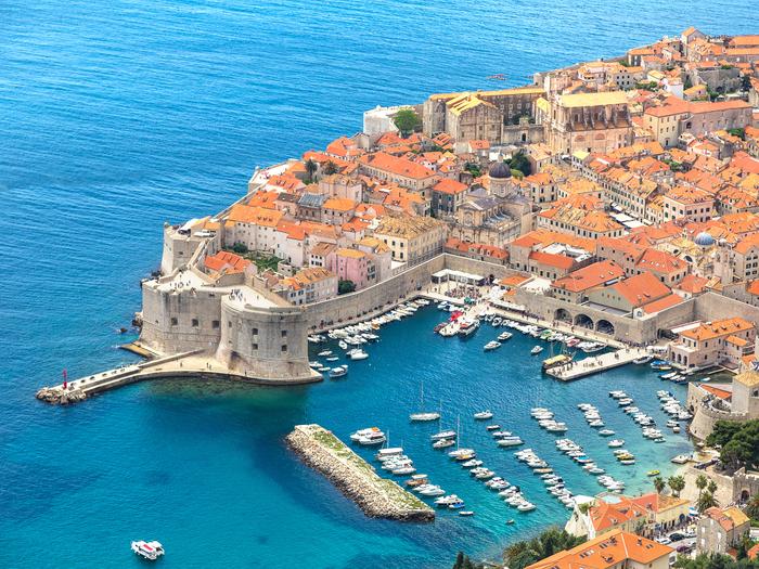 Los Angeles to Dubrovnik Croatia $505-$530 RT Airfares on Delta, United, Lufthansa (Travel August 2021)