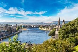 Atlanta to Inverness Scotland $544 RT Airfares on SkyTeam Airlines (Flexible Ticket Travel August 2021)