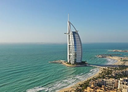 Boston to Dubai UAE $578 RT Airfares on Turkish Airlines (Flexible Ticket Travel October - March 2022)