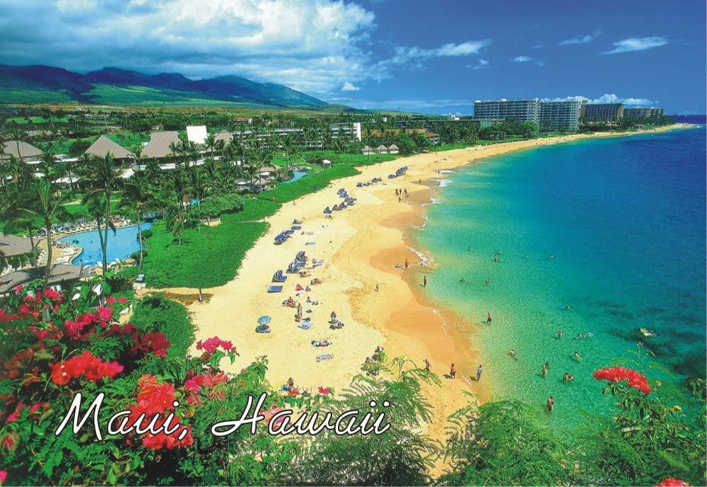 New York to Kahului Maui Hawaii or Vice Versa $457 RT Airfares on Hawaiian Airlines Basic (Travel September - April 2022)