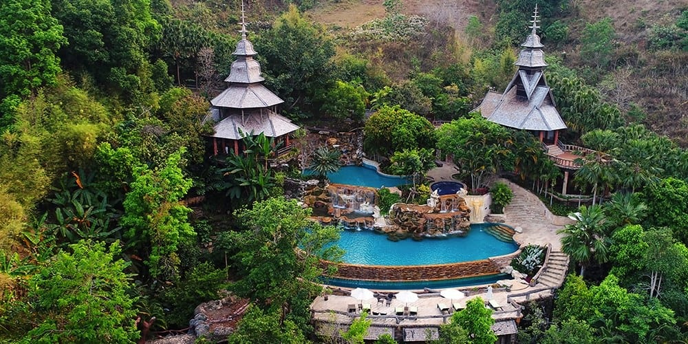 Panviman Chiang Mai Spa Resort in Secluded Thailand Mountainside - 5 Nights $399 For Two Plus Perks (Travel Thru December 2022)