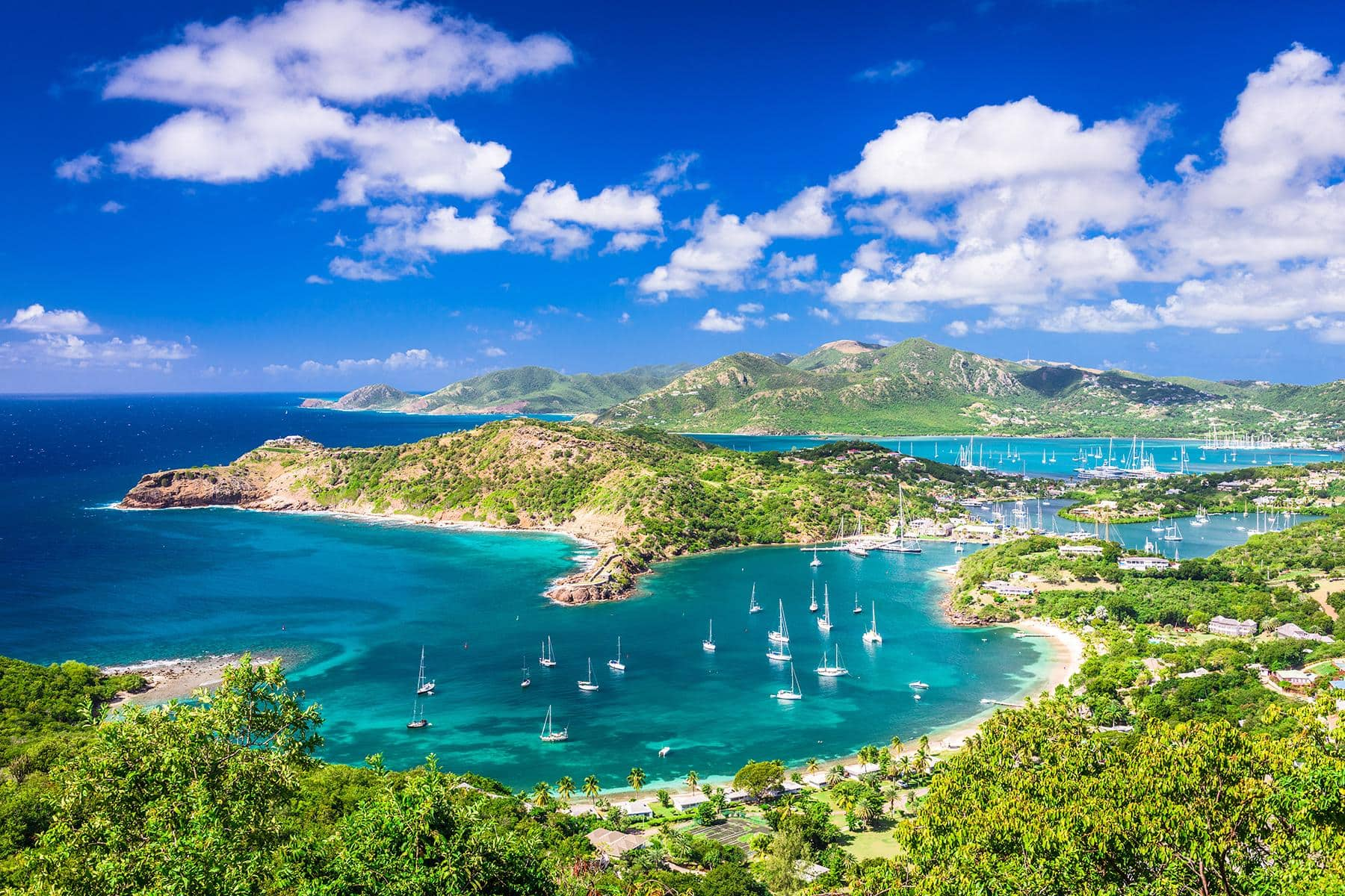 New Jersey to Antigua Caribbean $281 RT Nonstop Airfares on JetBlue Basic (Travel August - October 2021)