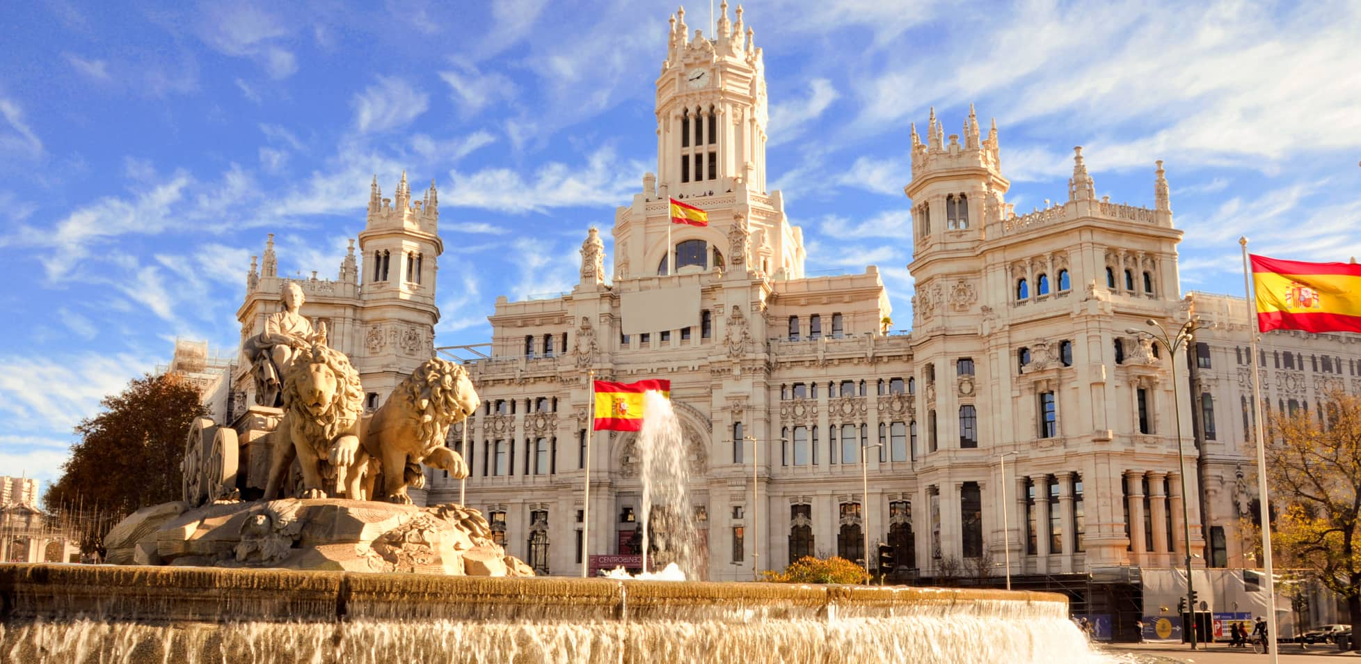 Altanta to Madrid Spain $291 RT Airfares on Iberia / American Airlines BE (Travel January - February 2022)