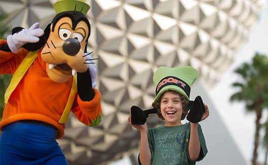 Southwest Vacations - Up to 3 days free on select Walt Disney World® Theme Park Tickets with Vacation Package