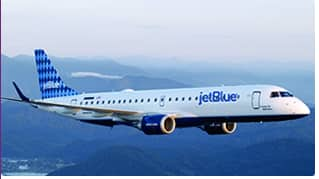 Jetblue - Two Day Sale from as low as $34