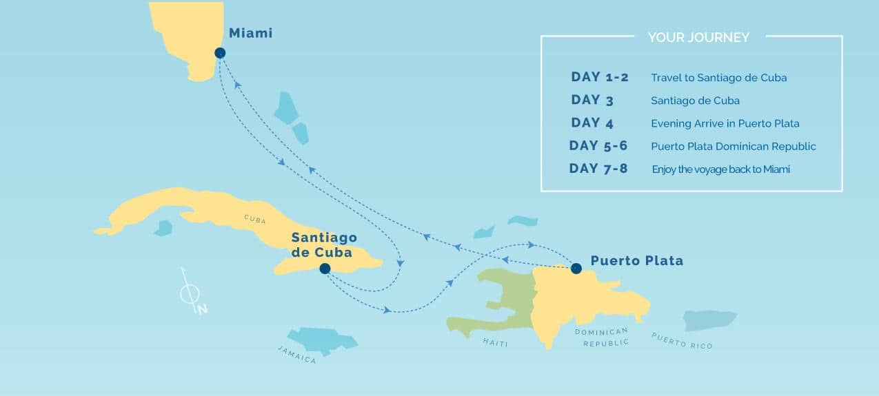 7 Day Cruise To Dominican Republic From 299 Caribbean