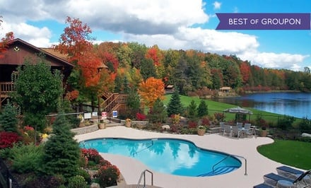 1-Week Weight-Loss Retreat with Meals for One or Two at The Biggest Loser Resort Niagara in Java Center, NY $1,797