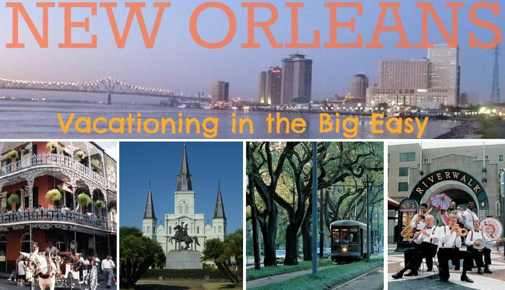 Boston to New Orleans $159 RT on United Airlines (scattered dates April-May; Aug-Oct)