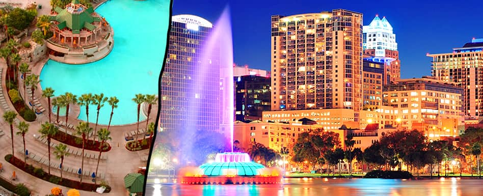 Spirit Airlines Orlando Vacation Packages - Save up to 20% PLUS get $30 off Vacation Package